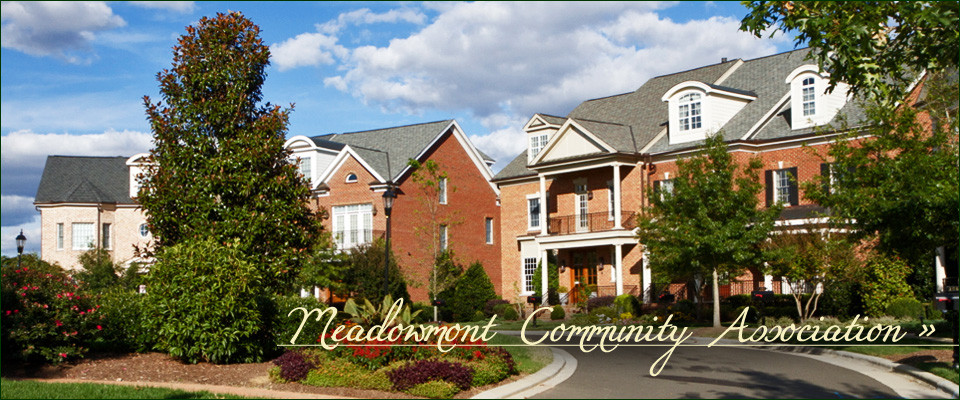 MEADOWMONT COMMUNITY ASSOCIATION